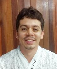 Aluno Lins do dojo de Manaus